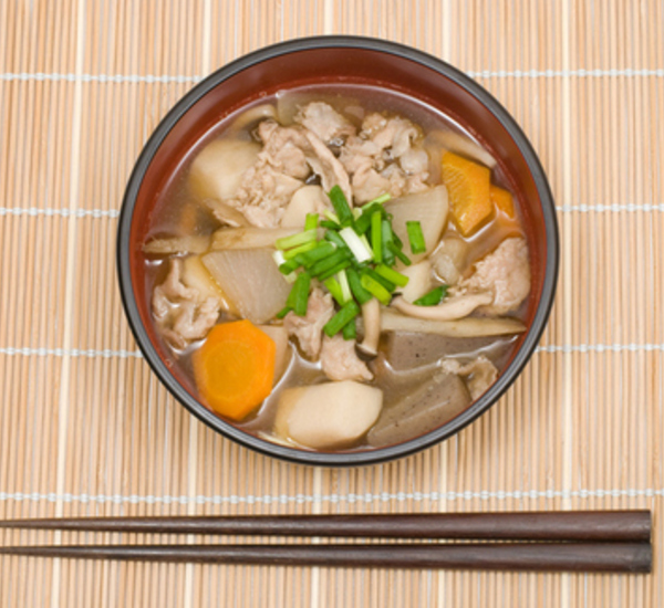 Tonjiru Pork Soup Recipe - Japan Centre