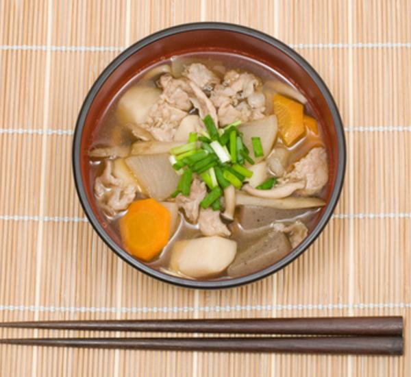 Tonjiru Pork Soup Recipe - Japan Centre