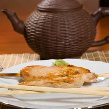 917 wasabi bbq chicken