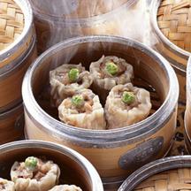 Photo shumai chinese style dumplings